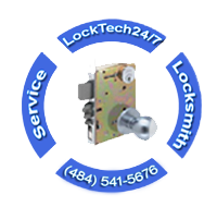 commercial lock mechanism