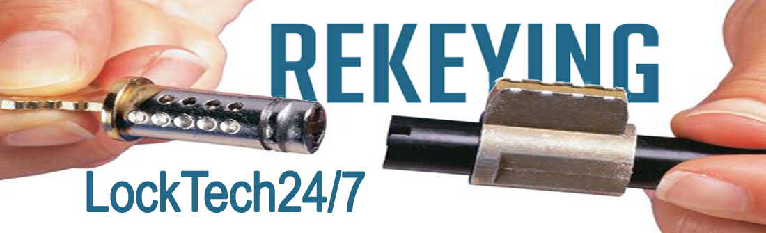 Lock Rekeying Services
